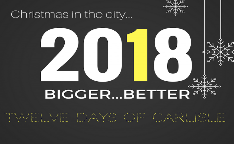 Twelve Days of Carlisle