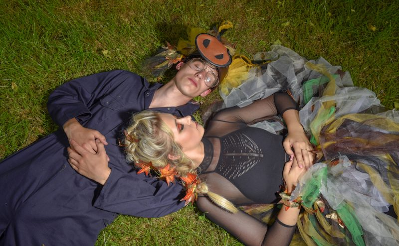 A MIDSUMMER NIGHT'S DREAM – CARLISLE FRINGE EDITION