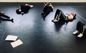 Dance Ahead – Collaborative Choreography